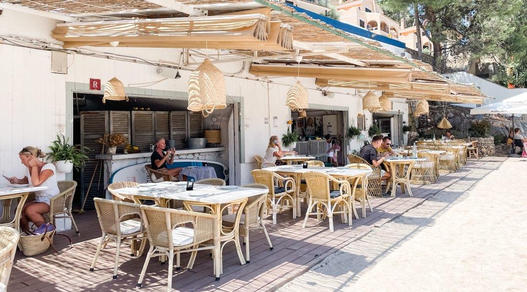 Pataki Beach in Port de Soller auf Mallorca