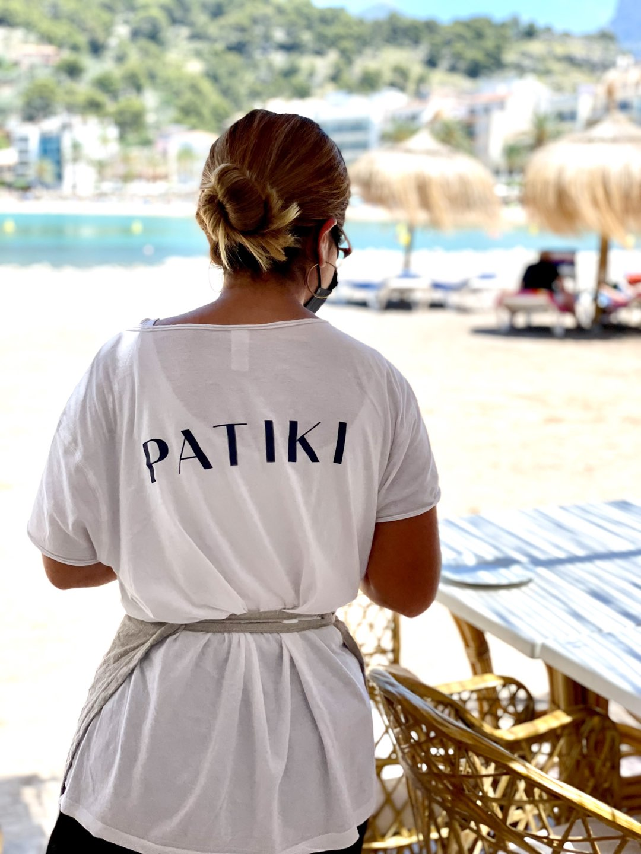 Service im Pataki Beach in Port de Soller