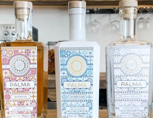 Palam Gin aus der Mallorca Distillery in Palma de Mallorca