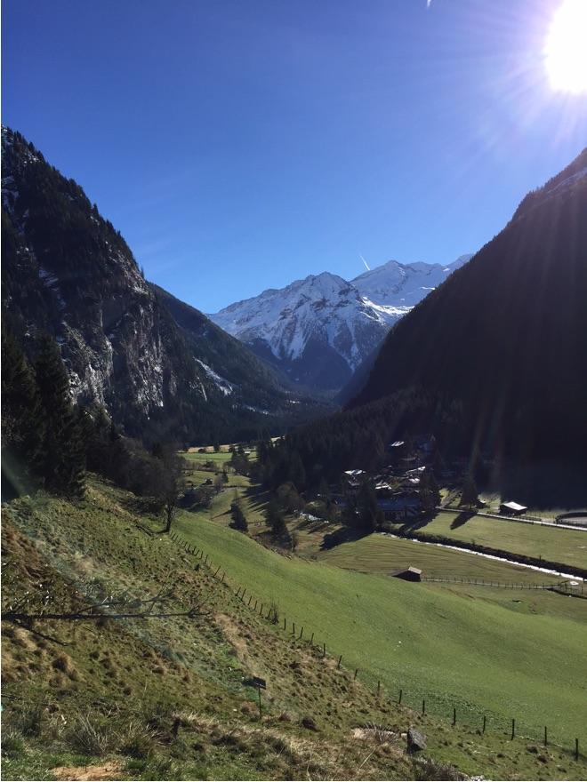 Bad Gastein Österreich