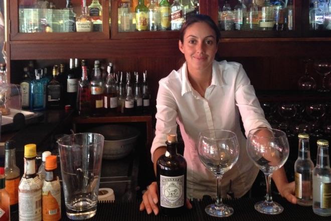 Bar Ginbo in Palma de Mallorca