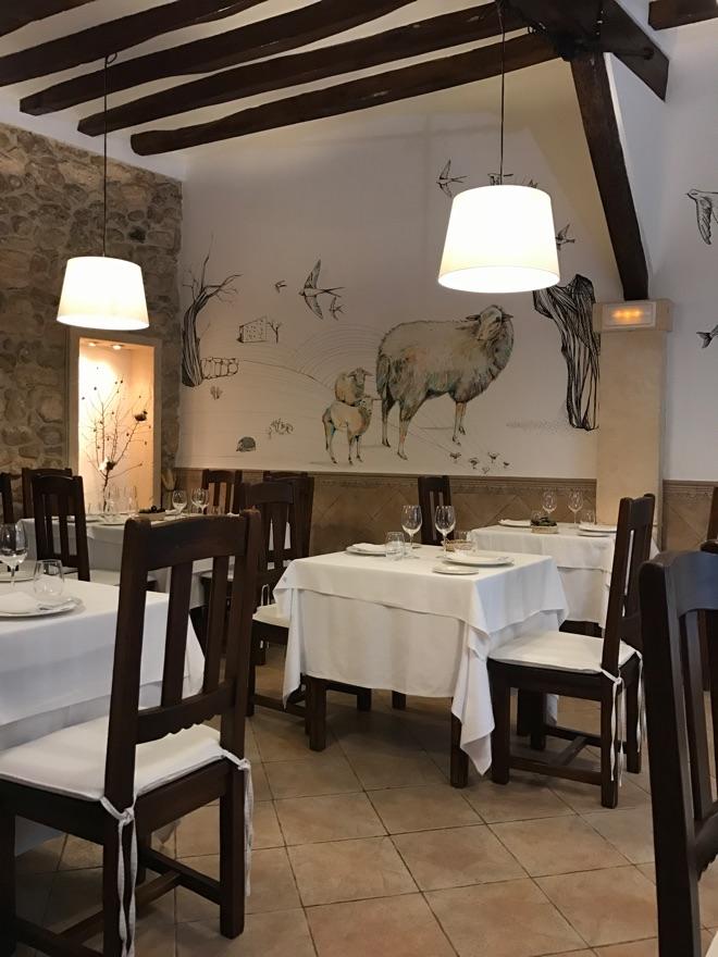 Im Restaurant von Tomeu Lassio
