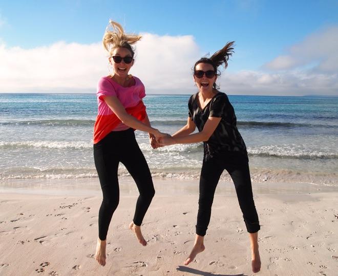 Mallorca Momente Natalie und Marlene