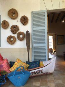 Interieur im Livingdreams auf Mallorca