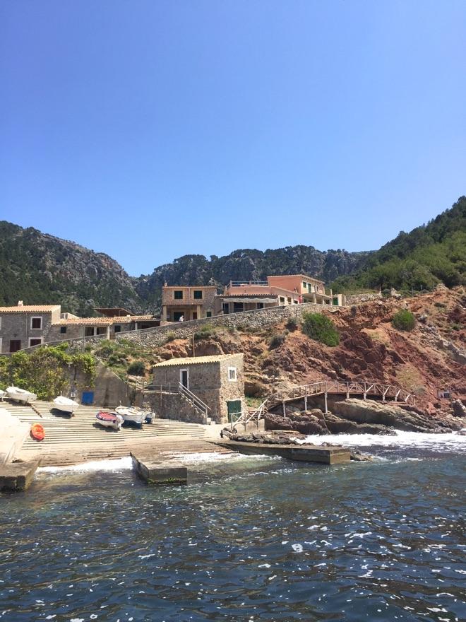 Port de Valdemossa auf Mallorca