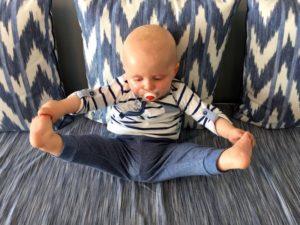 Der Rocker wird 9 Monate