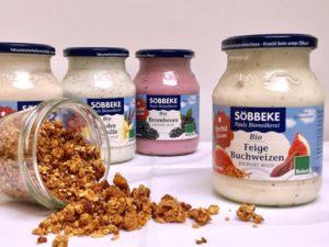 Biomolkerei Söbbeke Herbstsorten Joghurt