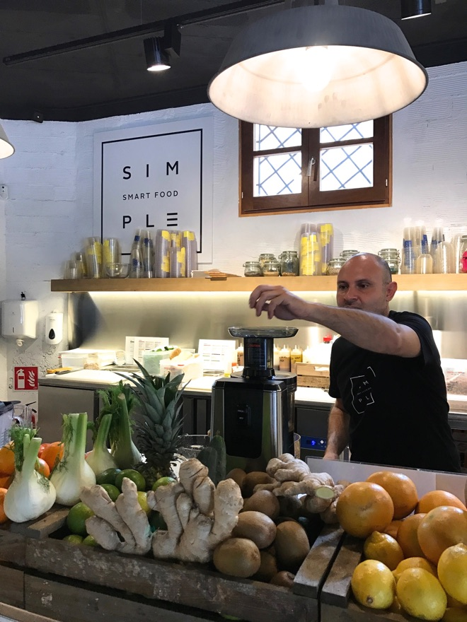 Saftpresse Simple Smart Food Bar