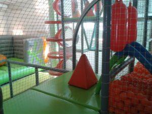 Spielparcours bei Kids Rebublik