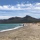 Sunshinebar El Sol und ein Strandtag in Son Serra de Marina